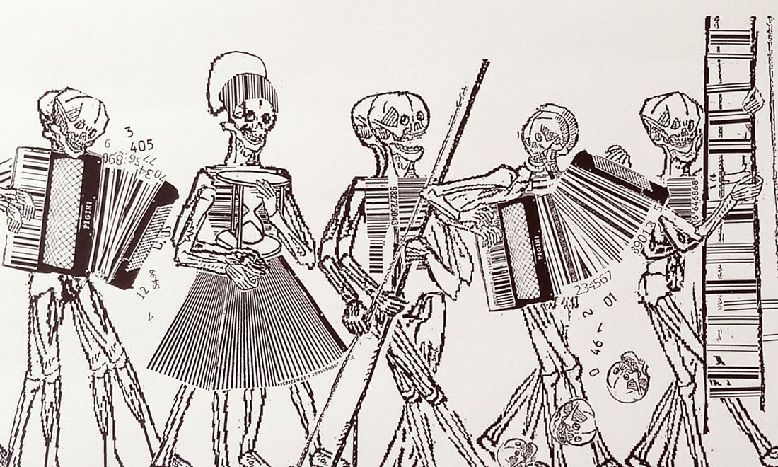 Contemporary Dance Macabre M