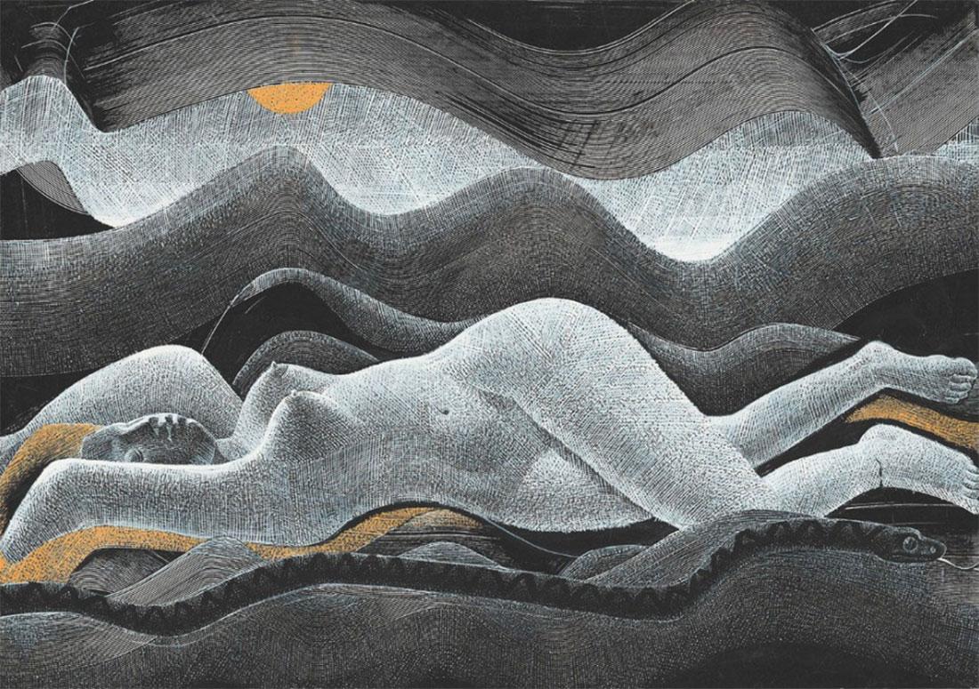 Eurydice - Large Print